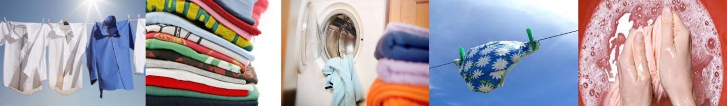 Puhastusvahendid tekstiilile ja pesule