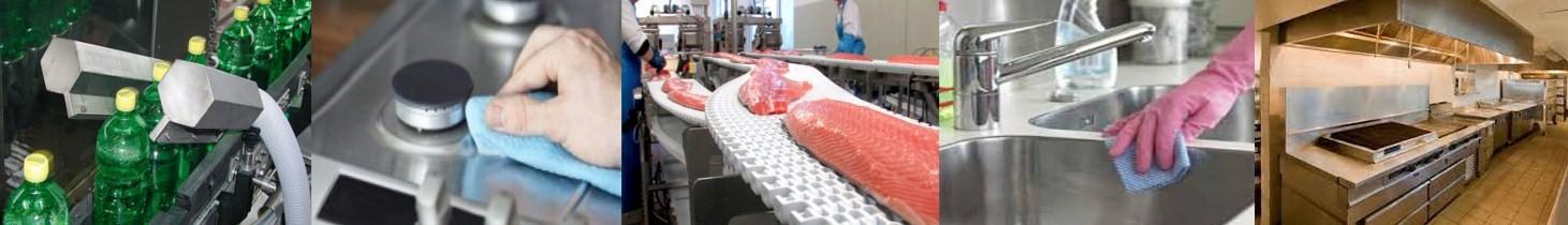 Toiduainetööstuse jaoks