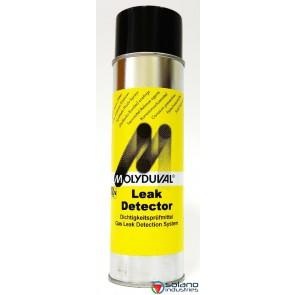 Leak detector spray